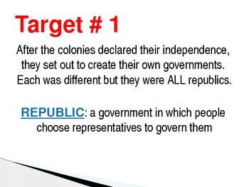 U.S. History: Early Republic Power Point
