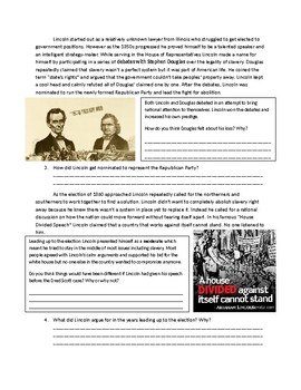 US History: Election of 1860