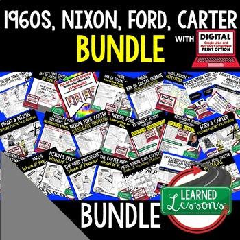 US History Era of Social Change, Nixon,Ford, Carter  Ameri