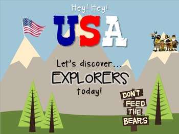 US History: European Explorers