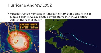 US History Florida EOC Review PowerPoints High School 2nd Semester