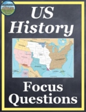 US History Focus Questions