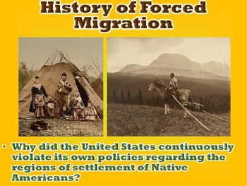 Native American Policy PowerPoint (U.S. History / Gilded Age / Imperialism)