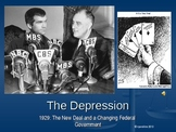 U.S. History: Great Depression and New Deal PowerPoint