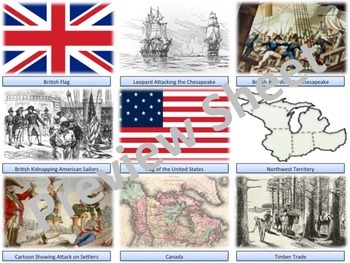 U.S. History - Growth & Setbacks - Causes of the War of 1812