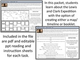 The Lewis & Clark Expedition - Homework Project