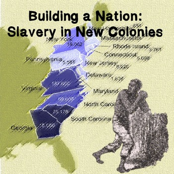 US History High School: Building a Nation-Slavery in New Colonies