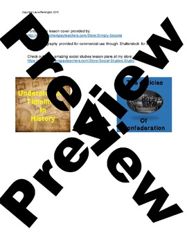 US History High School: Civil Service Reform (Webquest)