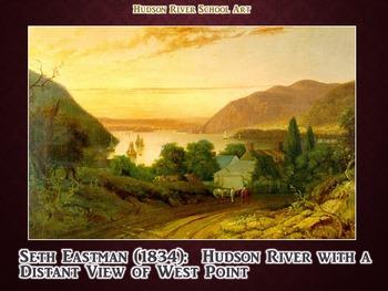 Hudson River School Art PowerPoint (U.S. History)