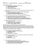 US History I Final Exam 50 Questions