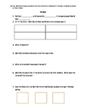 US History Review Sheet Bundle