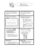US History II:  Great Depression Review Guide