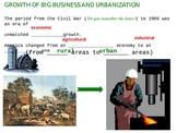 US History II:  Rise of Industry PowerPoint PART II (Align