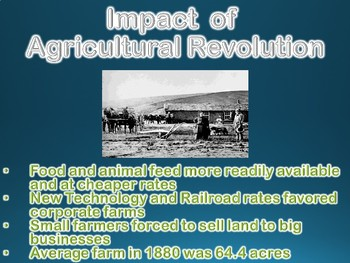 Transforming the Great American Desert PowerPoint (Imperialism / U.S. History)