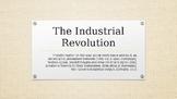 US History: Industrial Revolution PPT