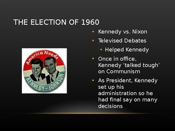 JFK Foreign Policy Challenges PowerPoint Presentation (U.S. History)