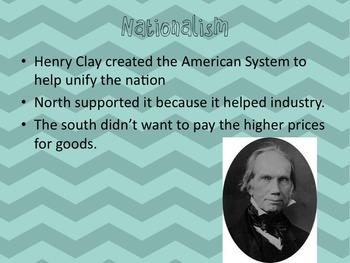 US History Jackson Era Powerpoint