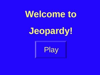 U.S. History Jeopardy