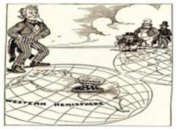 US History Lessons Monroe Doctrine