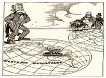 US History Lessons Monroe Doctrine Powerpoint