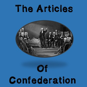 US History Lesson Plan: Articles of Confederation Middle School