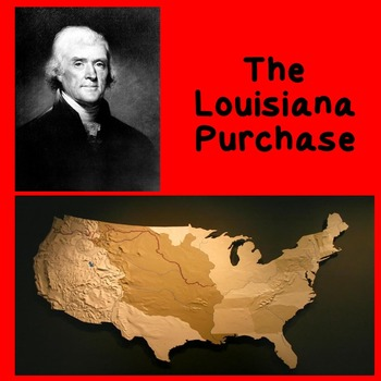 US History Lesson Plan: Louisiana Purchase High School