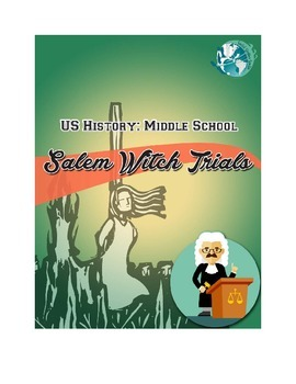 US History Lesson Plan: Salem Witch Trials