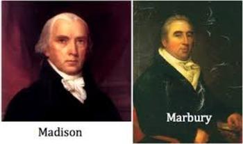 US History Lessons Marbury V. Madison