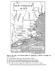US History - Map Skills Quiz 1 of 2 (Units 1-20)