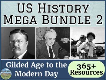 US History Mega Bundle 2