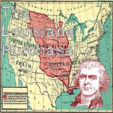 US History Middle School: Louisiana Purchase