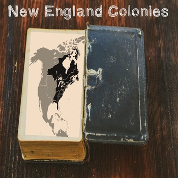 US History Middle School: New England Colonies