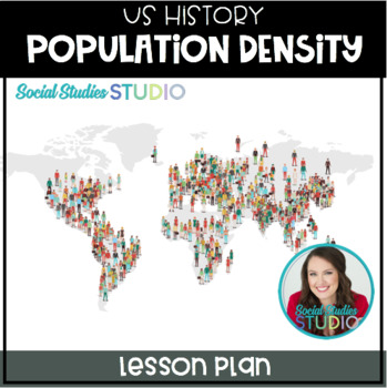 US History Middle School: Population Density