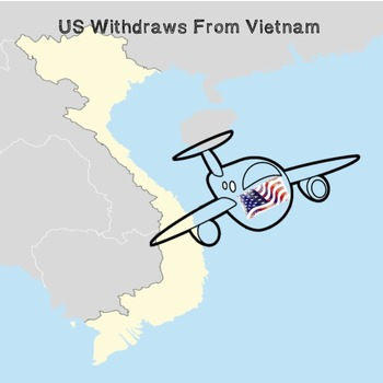 US History Middle School: United States Withdraws from Vietnam