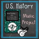 U.S. History Music Presentation