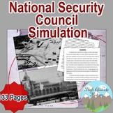 National Security Council Simulation / Cuban Missile Crisis (U.S. History)