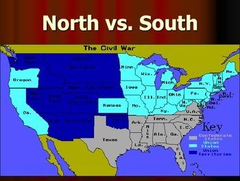 US History PPTs, Notes, & Vocab - Unit 3: Civil War and Reconstruction