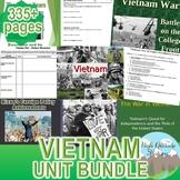 Vietnam Unit / Vietnam & Post War America *Unit Bundle* (U.S. History)