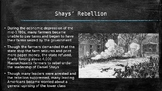 US History PowerPoint: Creating the Constitution (Chapter 7)
