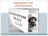 U.S. History PowerPoint: Segregation and Discrimation