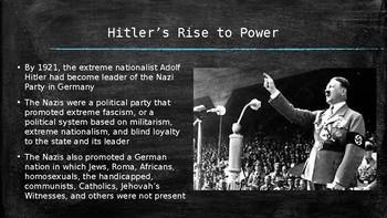 US History PowerPoint: The World War II Era (Chapter 24)