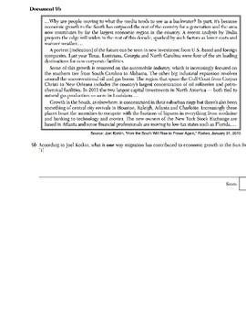 US History - Primary & Secondary Sources - 21st Century Issues: Domestic/Foreign