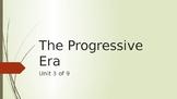 US History - Progressive Era PowerPoint