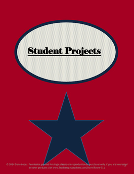 U.S. History Projects