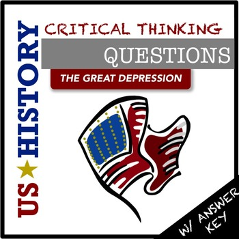 US History Questions: The Great Depression