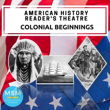 US History Reader's Theatre, Book 1: Colonial Beginnings