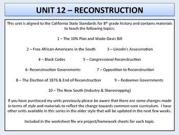 14th Amendment Worksheet Teaching Resources | Teachers Pay Teachers