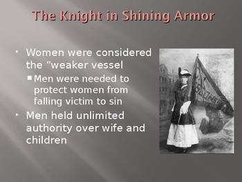 World War 1 Women / Feminism / Sex PowerPoint (U.S. History)