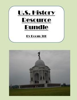 U.S. History Resource Bundle