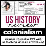 US History Review | Colonialism Test Prep